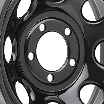 "Pro Comp Steel Wheels Series 97 Wheel with Gloss Black Finish (15x8""/5x5.5"")"