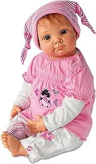 The Ashton-Drake Galleries Elly Knopps Julia And The Sock Goblin So Truly Real Lifelike Baby Girl Doll