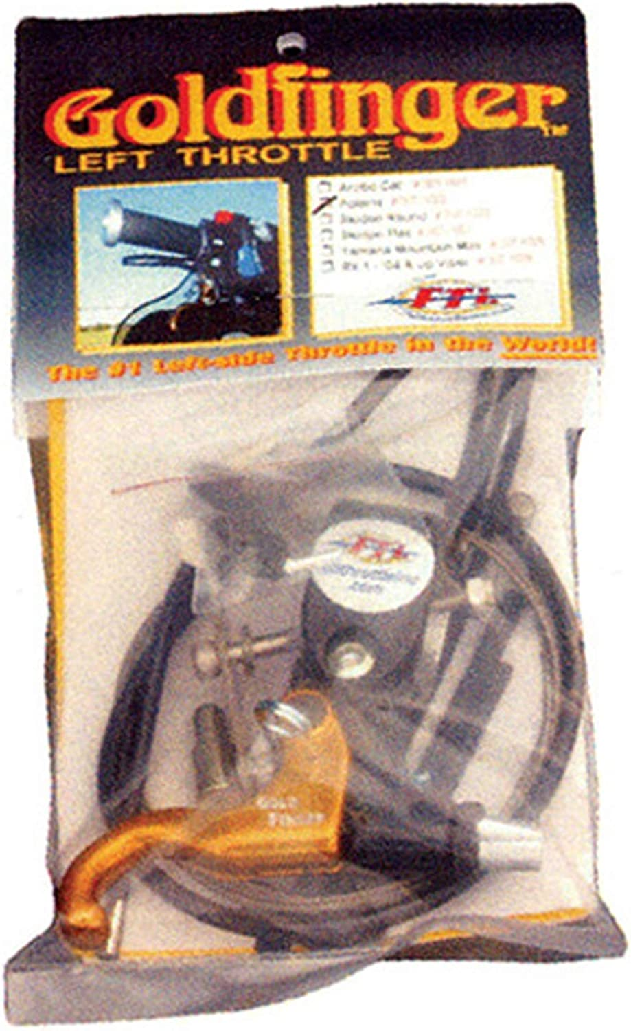 Goldfinger Snowmobile Throttle 35% OFF NEW before selling Fits 2011 120 Polaris Assault