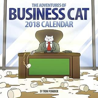 Best business cat calendar 2018 Reviews