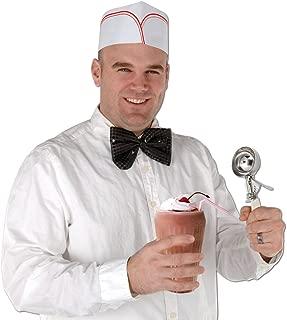 Soda Jerk Hats Party Accessory (1 count) (4/Pkg)