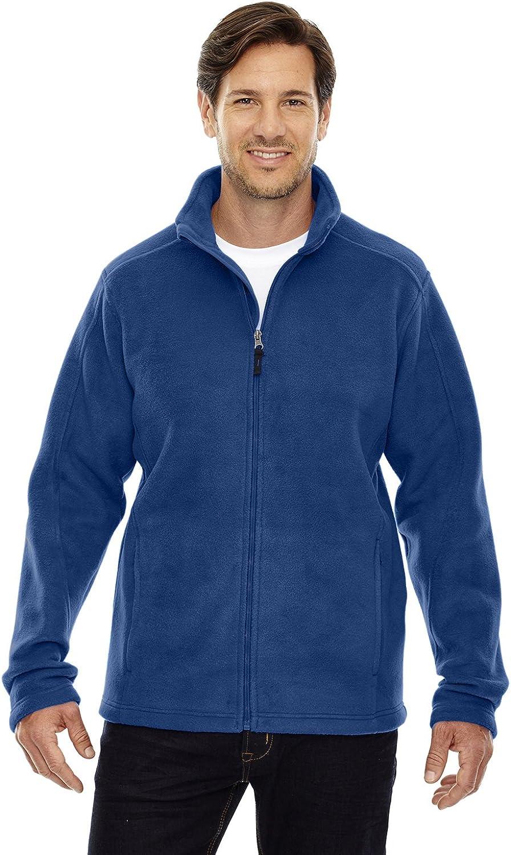 Core 365 Mens Journey Fleece Jackets (88190)