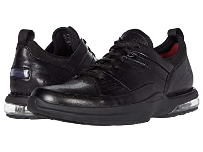 Rockport Howe Street Lace-Up (Black/Black Os) Men