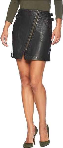 Diya Moto Skirt