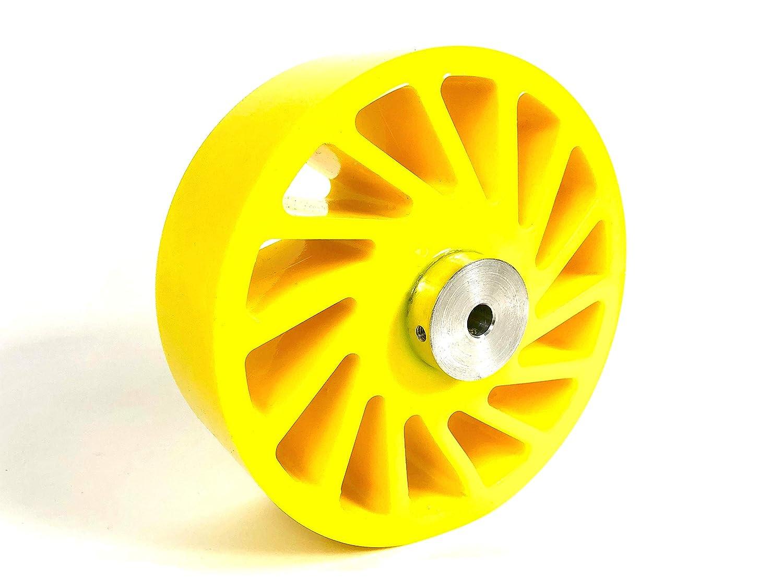 ML6 Precision Polyurethane No Max 74% OFF Crush NEW before selling ☆ Wheel W O.D 6.000