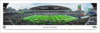 Seattle Seahawks - NFL Posters, Framed Pictures and Wall Decor by Blakeway Panoramas