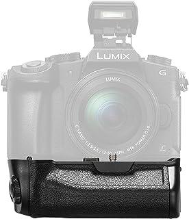 Neewer Camera Vertical Battery Grip Replacement for The Original DMW-BGG1 for Panasonic G80 G85 Camera, Work with BLC12 Li...