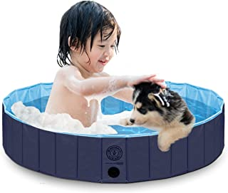 KOPEKS Round Heavy Duty PVC Outdoor Pool / Bathing Tub - Portable & Foldable - 3 Sizes Available