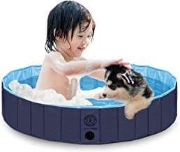KOPEKS Round Heavy Duty PVC Outdoor Pool / Bathing Tub - Portable & Foldable - 3 Sizes Available
