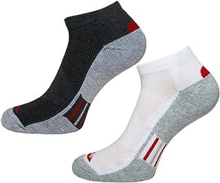 2 pares de calcetines para hombre y niño Active Pro-Hike Terry con suela acolchada, para entrenador