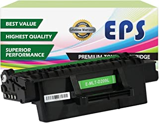 EPS Compatible Toner Cartridge Replacement for Samsung MLT-D209L High Yield - Black, 5000 pages