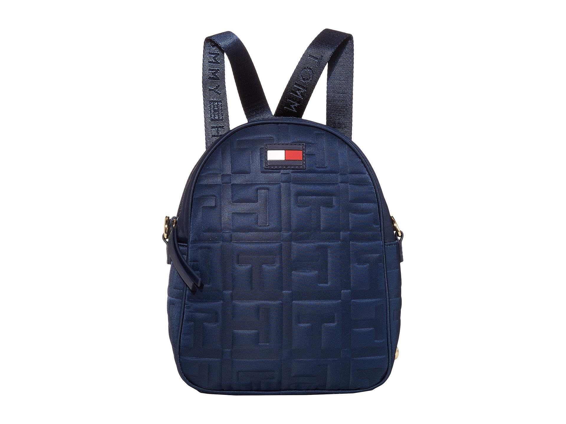 Tommy Hilfiger Tommy Hilfiger Jules Smooth Nylon Crossbody Backpack