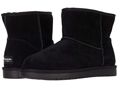 Koolaburra by UGG Kids Koola Mini (Little Kid/Big Kid) (Black) Girl
