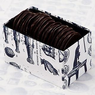 日本未販売!イギリス発ロココ・チョコレート オーガニックダークチョコレート65%ウエハース