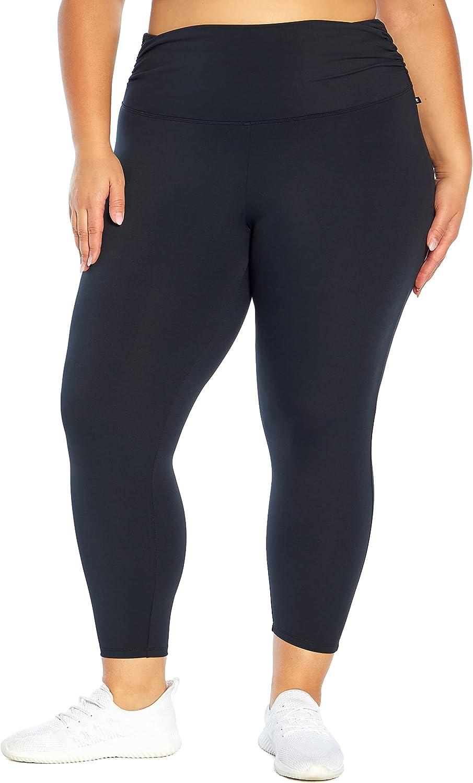 Marika Women's Plus Size Aria Ultra High Rise Capri Legging