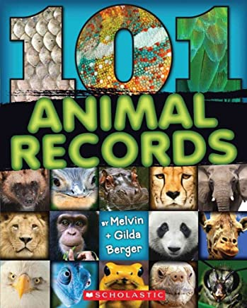 [(101 Animal Records)] [By (author) Melvin Berger ] published on (April, 2013)