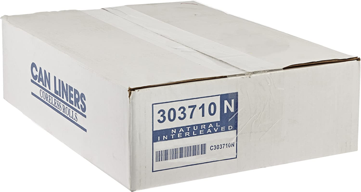 Spectrum CP303710N Mail order HDPE Institutional Trash Gal 20-30 5 ☆ popular Can Liner