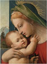 Christmas Cards Holiday Cards Religious Christmas Cards Madonna and Child Granacci Pk 20