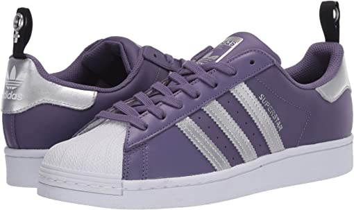 Tech Purple/Silver Metallic/Footwear White
