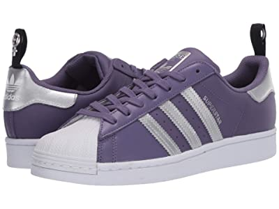 adidas Originals Superstar W (Tech Purple/Silver Metallic/Footwear White) Women