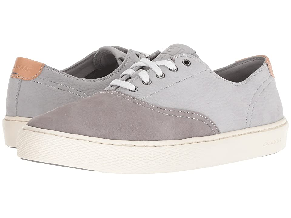 Cole Haan Grandpro Deck Oxford (Ironstone/Vapor Gray Nubuck) Men