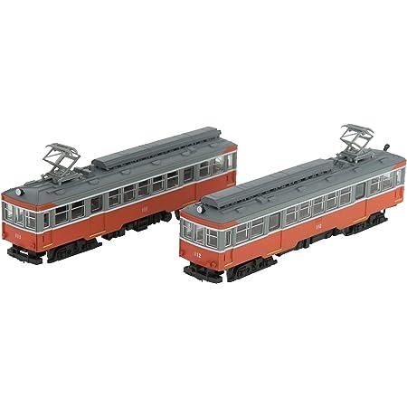 鉄道コレクション 鉄コレ 箱根登山鉄道モハ2形 (111+112) 2両セット ジオラマ用品 (メーカー初回受注限定生産)