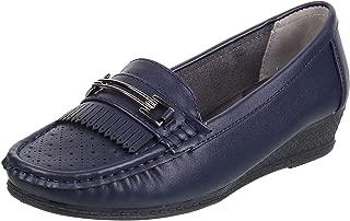 Walkway Women Synthetic Loafers (31-9826)