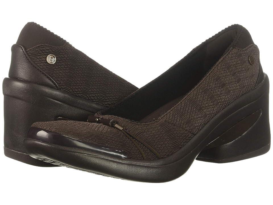 Bzees Electric (Choctorte Diamond Lines Print) High Heels