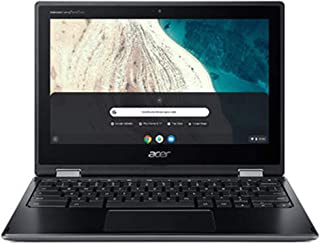 Acer エイサー Chromebook (Chrome OS/Celeron N4020/4GB/32GB EMMC/11.6型/インアウトカメラ/コンバーチブル2in1/タッチ対応/WiFi/ブラック/日本語キーボード) R752T-G2