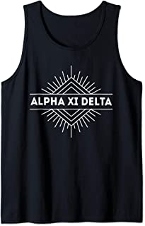 alpha xi delta tanks