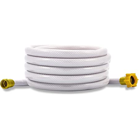 """Camco (22783) 25 Ft TastePURE Drinking Water Hose - Lead and BPA Free, Reinforced for Maximum Kink Resistance 5/8"""" Inner Diameter"""