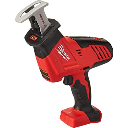 MILWAUKEE'S 2625-20 M18 18-Volt Lithium-Ion Cordless Hackzall Reciprocating Saw, Bare Tool