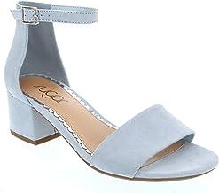 Amazon.com: Light Blue Heels