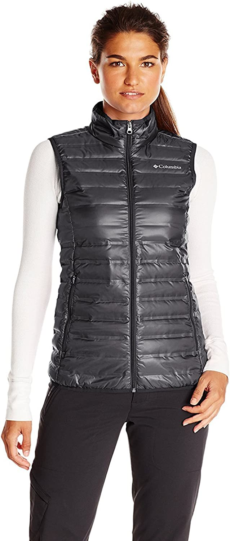 Columbia Sportswear Women's Plus Flash Forward Down Vest