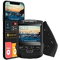 Rexing V1 3rd Generation 4K UHD Dashcam