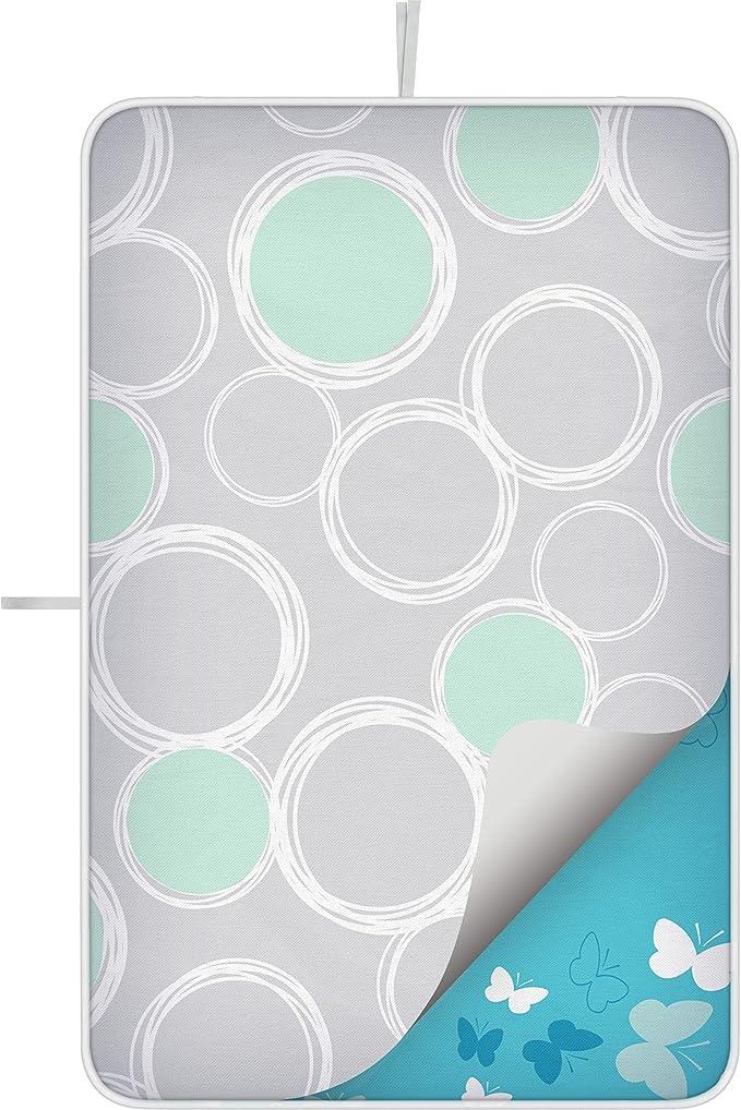 5754 opinioni per smart&gentle Made in Germany Telo per Stirare sul Tavolo a Vapore 100x65cm- Telo