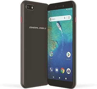 General Mobile 9 GM 9 GO Akıllı Telefon, 16 GB, Space Gray