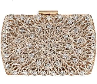 Best gold clutch purse evening Reviews
