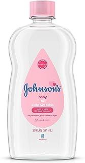 JOHNSON'S Baby Oil 20 oz