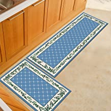 Sabull Zeegle Long Kitchen Mat Anti-Slip Floor Carpets for Living Room Bedroom Area Rug Doormats Absorbent Bathroom Carpets