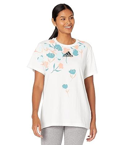 adidas Floral Boyfriend T-Shirt