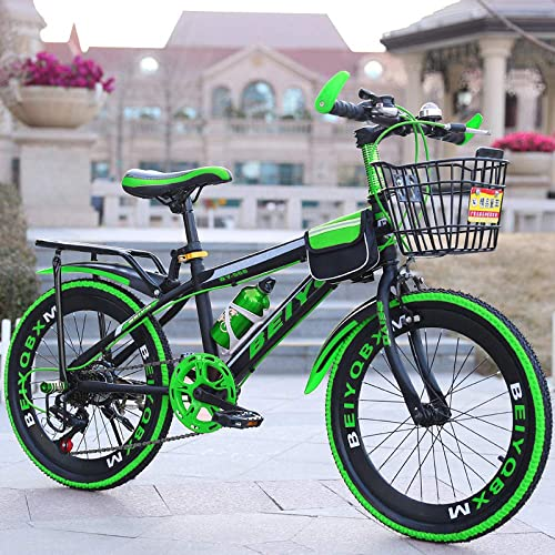precio al por mayor WY-Tong Bicicleta Infantil Infantil Infantil Bicicletas Infantiles Bicicleta de Montaña Grande de 6 a 12 años de Edad, Bicicleta de 20 Pulgadas para Estudiantes  garantizado