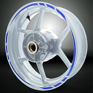 Rapid Outer Rim Liner Stripe for Suzuki GSXR 1000 Reflective Blue