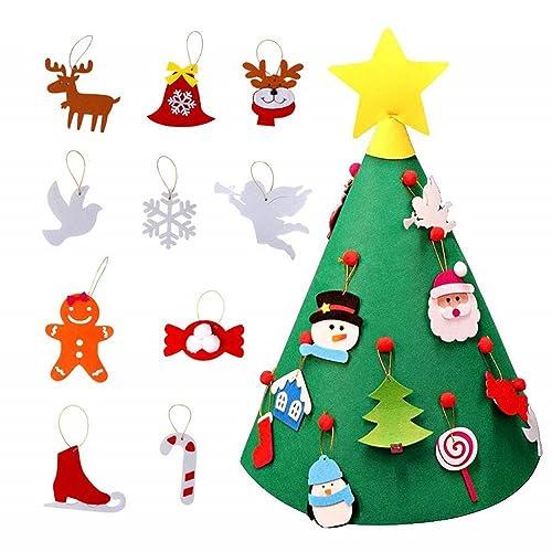 Christmas Images For Kids.Felt Christmas Trees Amazon Co Uk