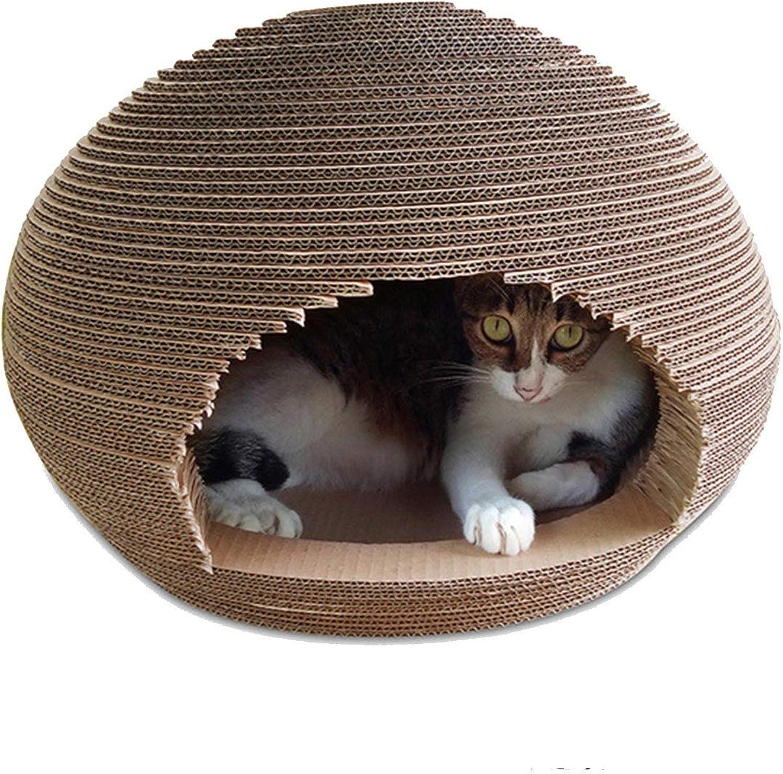 Cat House Corrugated Paper Cat Furniture Ball Cat Cat