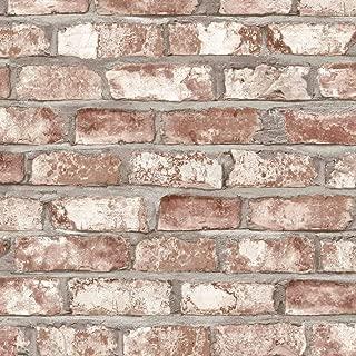EW3102 - Urban Living Terracotta Bricks, Brick Wall Galerie Wallpaper