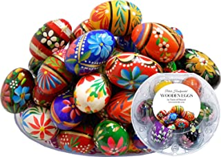 Best hand painted wooden eggs from poland Reviews