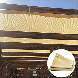 Sun Shade Vela Canopy Jardín Sombreado Net Vela de Sombra 85% UV ...