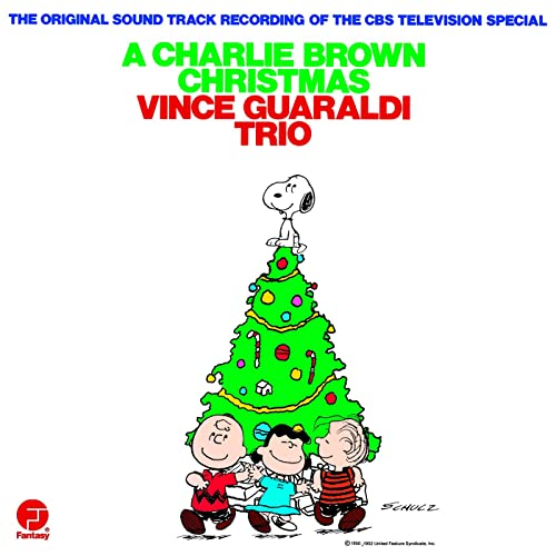Christmas Is Here.Linus And Lucy Album Version