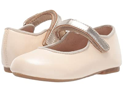 Old Soles Ginger (Toddler/Little Kid) (Pearl/Gold) Girl